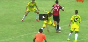 Anderson Diaz, gol Maradona-Totti: video YouTube