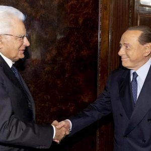 Berlusconi: governo di centrodestra o elezioni subito