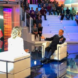 L'influenza sul voto della televisione commerciale di marca berlusconiana