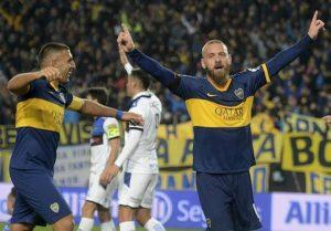 Boca River Libertadores De Rossi aria derby