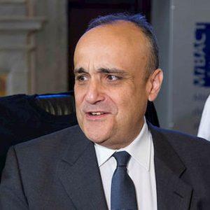 Ministro Beni Culturali Alberto Bonisoli