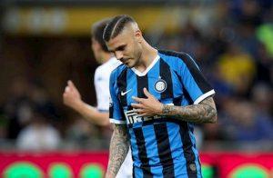Calciomercato Icardi anno tribuna Inter Roma Juventus