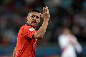 Calciomercato Inter Alexis Sanchez salta infortunio Martial