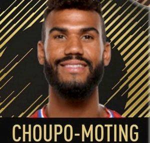 Calciomercato Lecce Choupo Moting