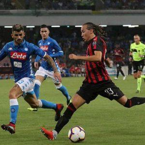 Calciomercato Milan Laxalt Atalanta Correa