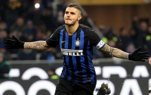 Calciomercato Napoli Icardi Juve tira fuori Paratici è stato chiaro