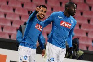 Calciomercato Napoli Ounas ceduto prestito Nizza