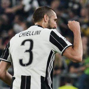 Chiellini gol Parma Juventus primo campionato 2019 2020