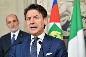 Giuseppe Conte, il discorso dopo aver ricevuto l'incarico da Mattarella VIDEO