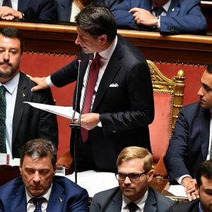 Conte demolisce Salvini