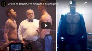 Cristiano Ronaldo Neymar spot video youtube