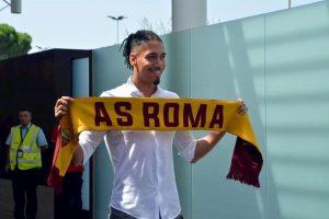 Derby Lazio Roma Smalling convocato probabili formazioni