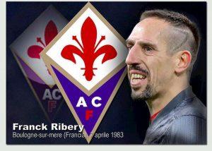 Fiorentina Ribery presentazione stadio Artemio Franchi bagno folla