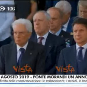 Il premier Giuseppe Conte e il presidente della Repubblica Sergio Mattarella