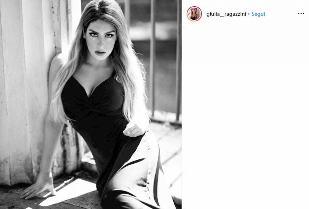 Giulia Ragazzini miss europa, foto Instagram
