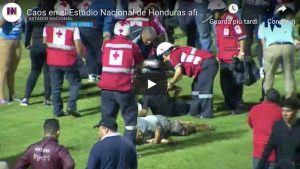 Honduras scontri derby video YouTube