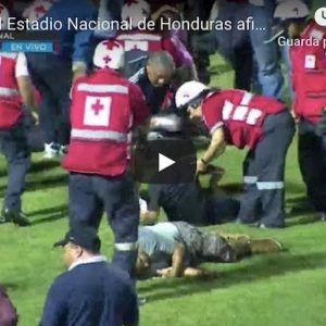 Honduras scontri derby video YouTube