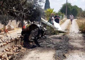 Incidente aereo Maiorca