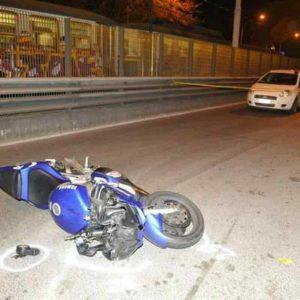 Erice, incidente sulla provinciale verso Valderice: morto Andrea Mottola