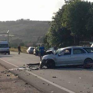 Giovanni Tucci e Marco Montrone morti in incidente sulla statale tra Laterza e Ginosa