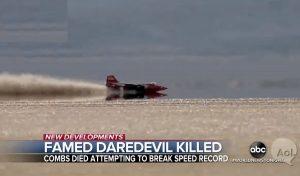 Jessi Combs è morta, la pilota più veloce al mondo si è schiantata con auto-jet nel deserto dell'Oregon