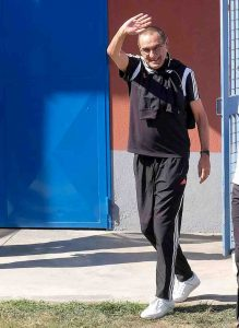 Juventus Napoli Sarri panchina Martusciello non scioglie dubbi
