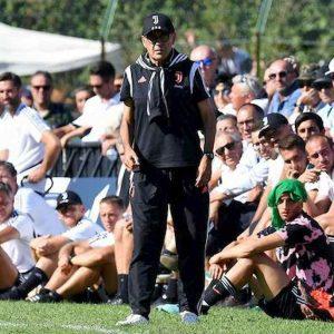 Juventus Sarri polmonite salta Parma Napoli cosa ha quando torna