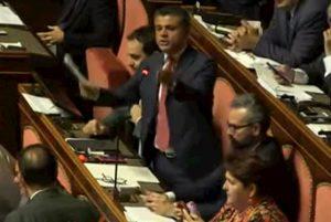 Mauro Laus ha attaccato il ministro Danilo Toninelli in Senato sulla Tav