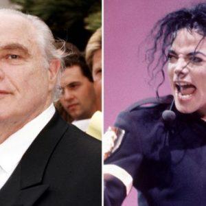 Marlon Brando e Michael Jackson