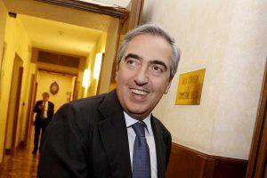 """Maurizio Gasparri chiude al governo Ursula: """"No alla coalizione di Forza Italiacon M5s e Pd"""""""