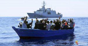 Migranti, lite Viminale-Difesa
