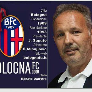 Mihajlovic panchina Verona Bologna Serie A esordio