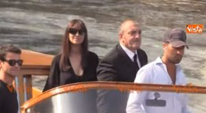 Monica Bellucci a Venezia