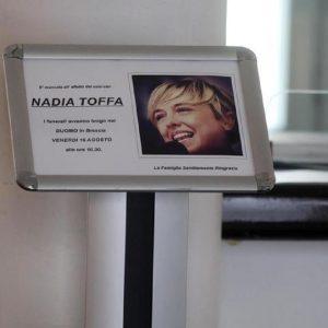 La foto di Nadia Toffa (foto Ansa)