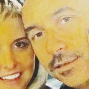 Nadia Toffa e Massimiliano Ferrigno