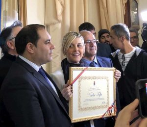 Nadia Toffa e Taranto, dall'inchiesta de Le Iene sull'Ilva alla cittadinanza onoraria