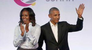 Gli Obama sono vicini al divorzio? Barack sempre in giro, e Michelle manda avanti la famiglia