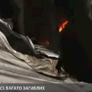Odessa, incendio in albergo Tokyo Star: almeno 8 morti. L'hotel ha 273 stanze...