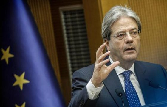 Paolo Gentiloni, Ansa