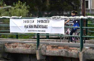 Genova, alle ore 11.36 del 14 agosto 2019 tutto si ferma. Il ricordo di Ponte Morandi un anno dopo