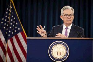 Il governatore della Fed, Jerome Powell