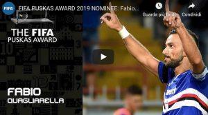 Puskas Quagliarella gol tacco Napoli video YouTube