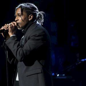 Il rapper americano A$AP Rocky