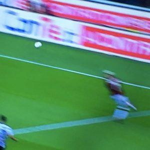 Rigore Udinese Milan Castillejo var fuori area di rigore
