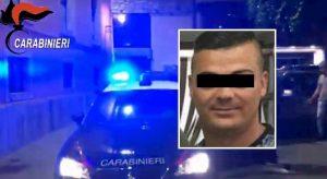 Francesco Riitano cattrato: era latitante da due anni