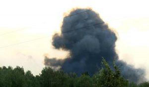 Russia, esplosione in un poligono militare, Ansa