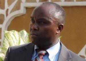 Il sacrestano Deodatus Nduwimana