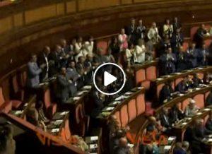 senato scontro pd casellati