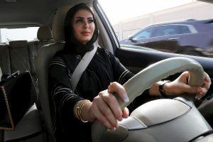 Donna saudita