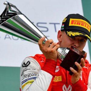 Michael Schumacher figlio Mick